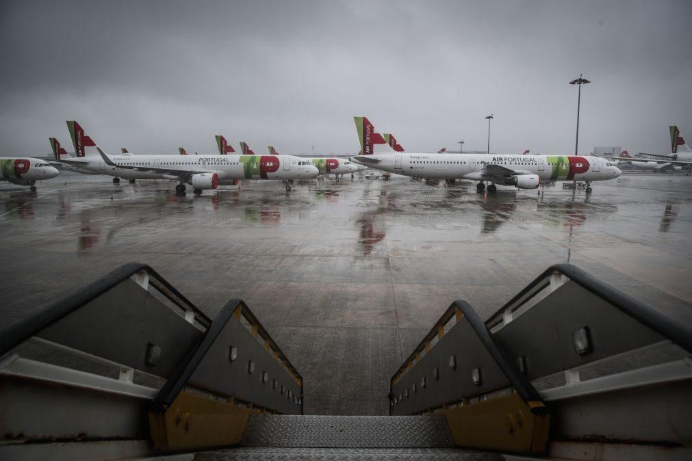 Covid-19: TAP justifica adiamento de datas na rota Luanda-Lisboa com prolongamento das restrições