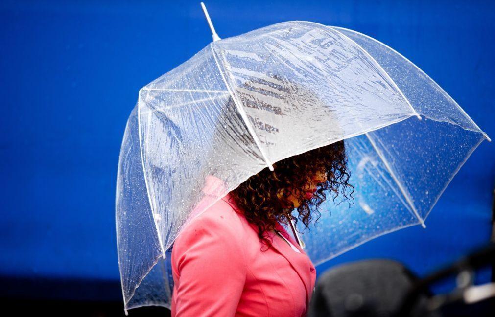 Depressão Ellen traz agitação marítima e chuva até sexta-feira