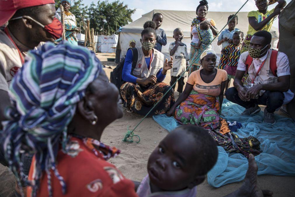 Moçambique/Ataques: ONG contesta