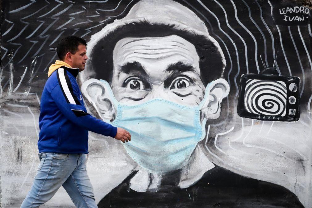 Covid-19: América Latina e Caraíbas ultrapassaram 250 mil mortes desde início da pandemia