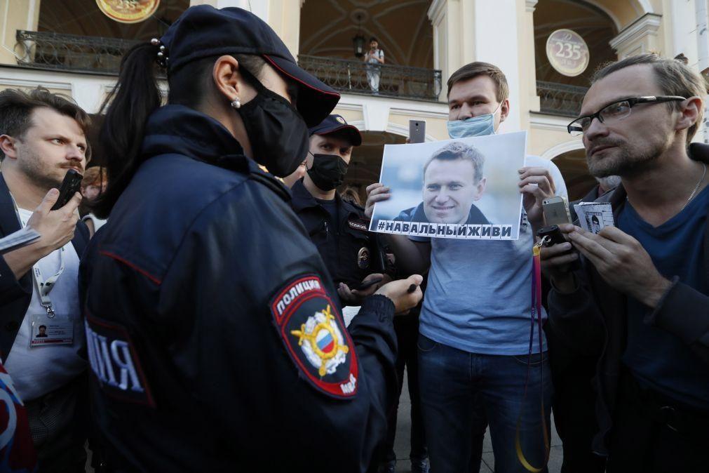 Navalny: Médicos recusam transporte do líder da oposição russa para Berlim - porta-voz