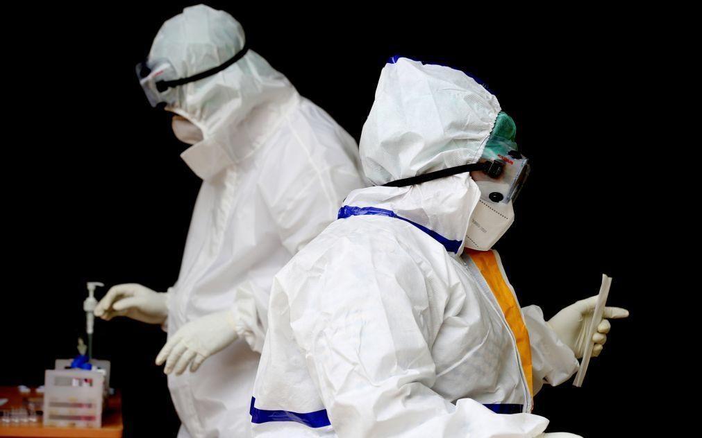 Covid-19. Há mais 219 infetados e 4 mortos em Portugal