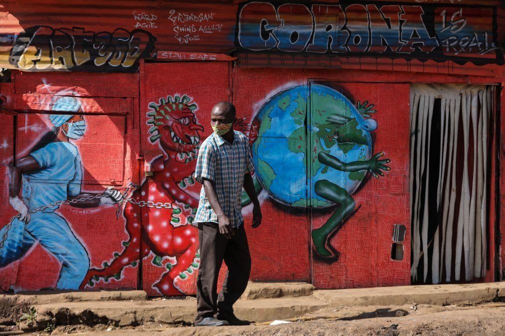 Covid-19: África contabiliza mais 270 e eleva total de mortos pela pandemia para 27.592