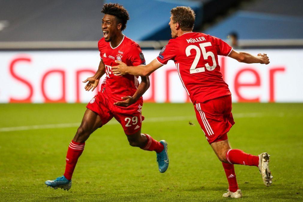 Bayern bate PSG e conquista sexto troféu na Liga dos Campeões