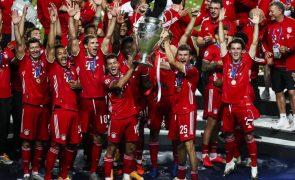 LC: Mais de 1,8 milhões de espetadores viram final entre Bayern e PSG na TVI