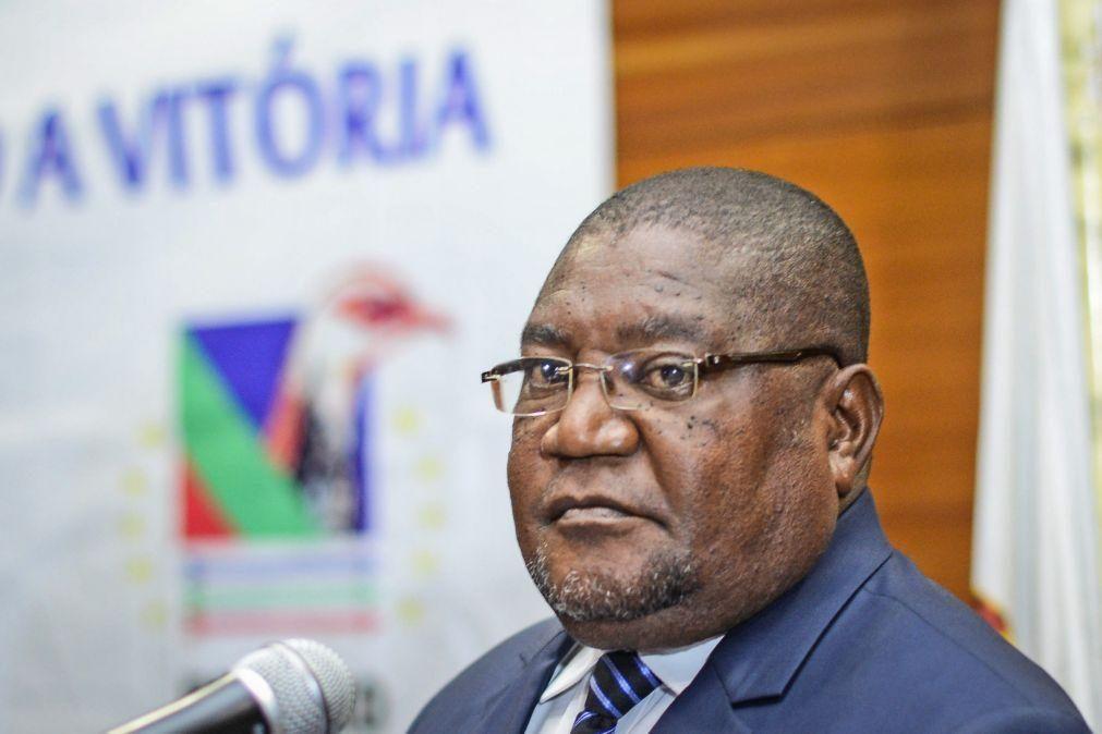 Renamo considera incêndio no Canal de Moçambique
