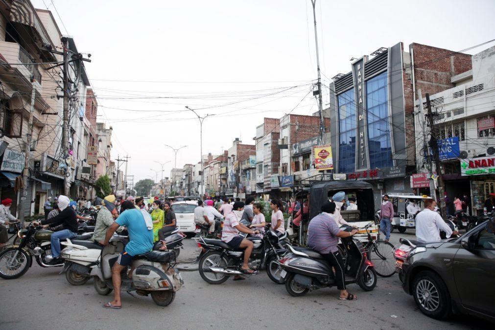 Covid-19: Índia regista 1.059 mortos e mais de 67 mil casos nas últimas 24 horas