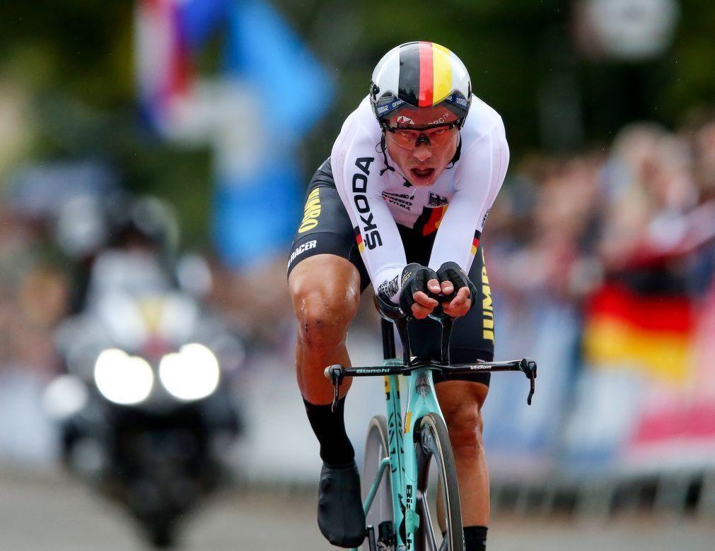 Ciclista alemão Tony Martin renova com a Jumbo-Visma até 2022