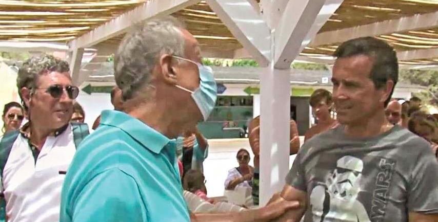 Covid-19. Marcelo Rebelo de Sousa em alerta após encontro com Jorge Gabriel, que está em isolamento