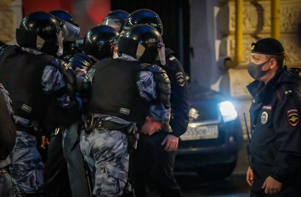 Navalny: Polícia russa anuncia