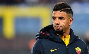 Covid-19: Roma cancela treino devido a novo caso positivo, imprensa diz que há mais