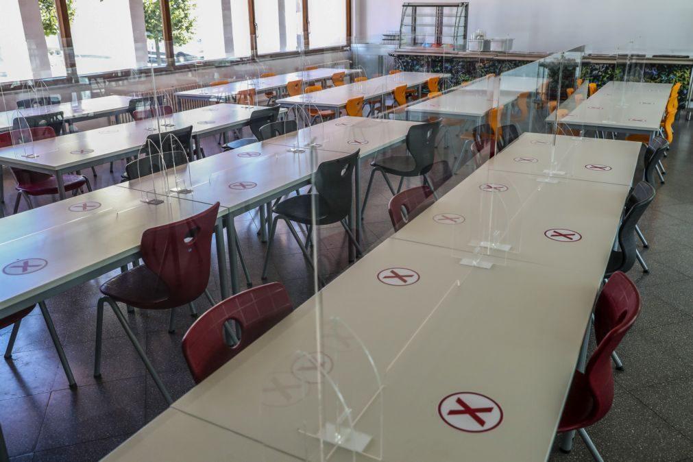 Escola Alemã em Lisboa já preparou regresso, com turmas