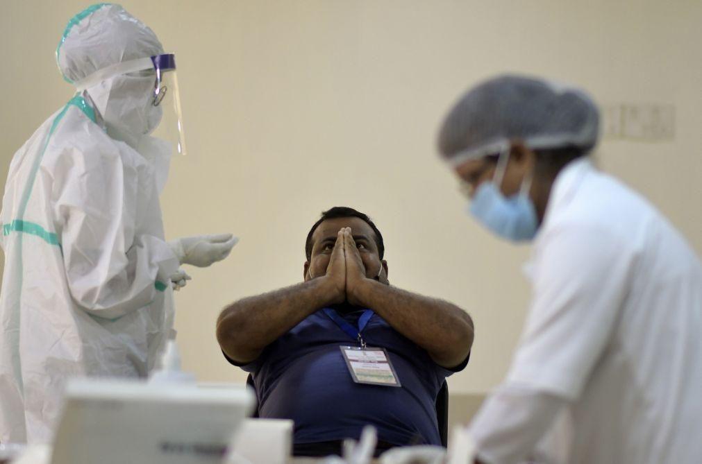 Covid-19: Índia ultrapassa México em número de mortos e é terceiro no mundo
