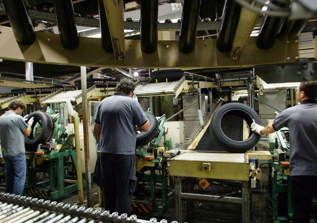Preços na produção industrial recuam 3,0% na UE, Portugal acima da média (3,7%)