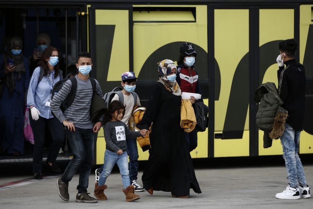 Migrações: Grécia já impediu a entrada de mais de 10.000 migrantes este ano
