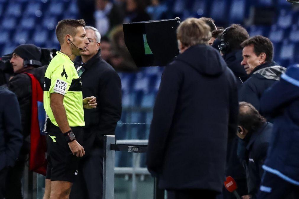 Árbitro italiano Davide Massa nomeado para dirigir o Portugal-Croácia