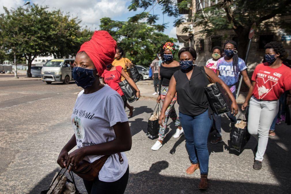 Covid-19:Moçambique regista mais um óbito e total de casos sobe para 4.207