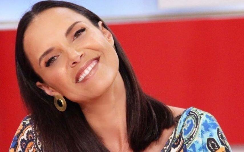 Iva Domingues Regressa à TVI com dedo de Cristina Ferreira