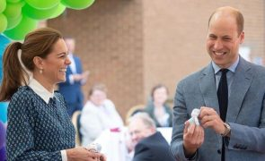 William E Kate É assim que Kate Middleton reage à queda de cabelo do marido