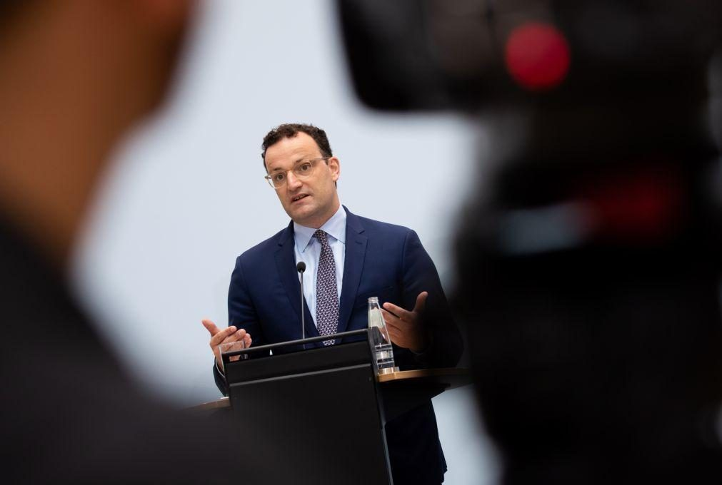 Alemanha vai destinar 4 mil ME ao fortalecimento da saúde pública até 2026
