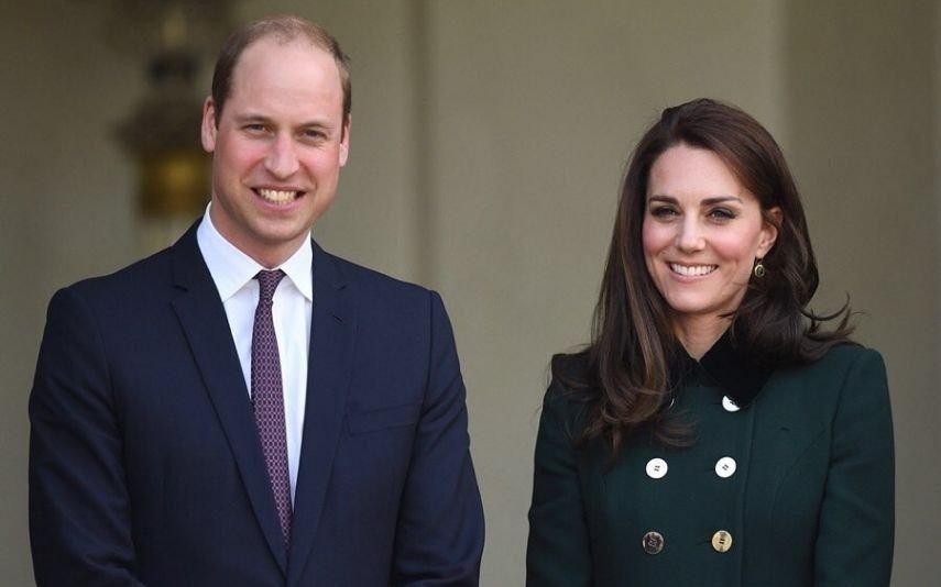 Encontrado corpo no Palácio de Kensington, residência dos duques de Cambridge