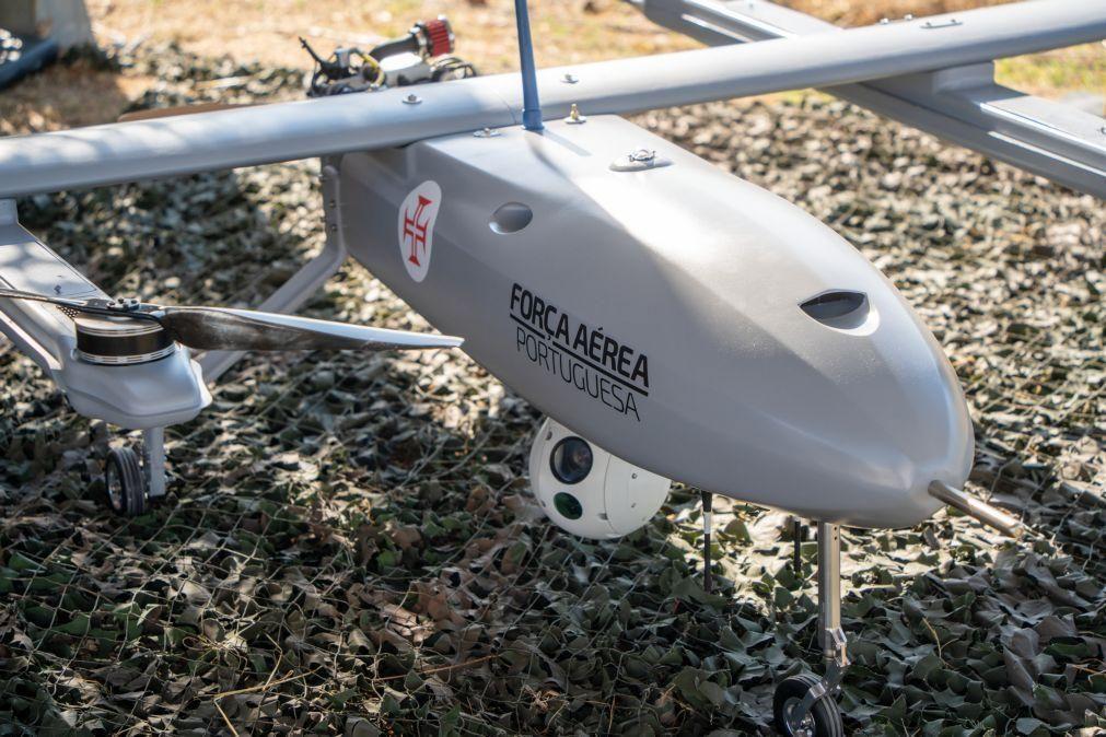 Força Aérea suspende operações com 'drones' após aterragem forçada em Alcácer do Sal