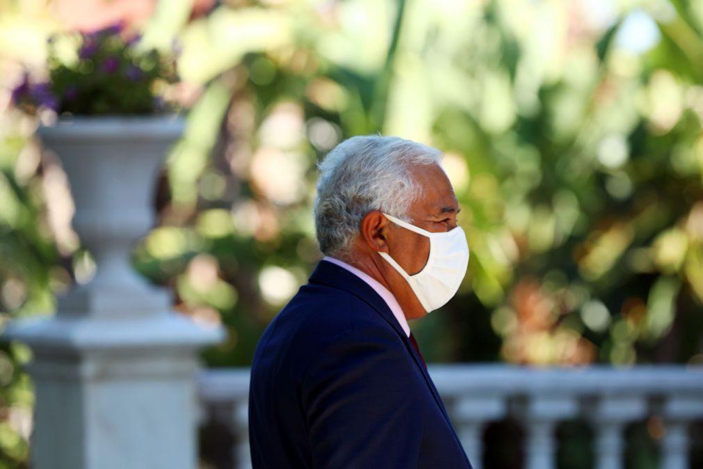 Covid-19: PR da Guiné-Bissau diz que António Costa está preocupado com comportamentos de guineenses