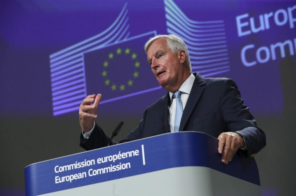 Brexit: Nova ronda negocial com cenário de 'no deal' cada vez mais próximo