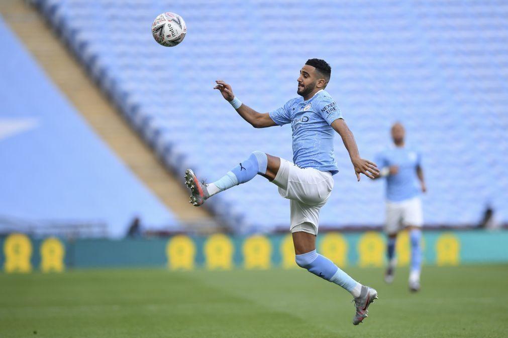 Covid-19: Dois jogadores do Manchester City testaram positivo