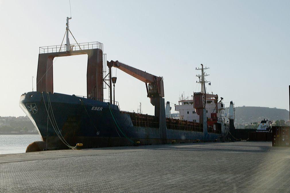 Exportações cabo-verdianas em máximo do ano em julho após quebras em abril e maio