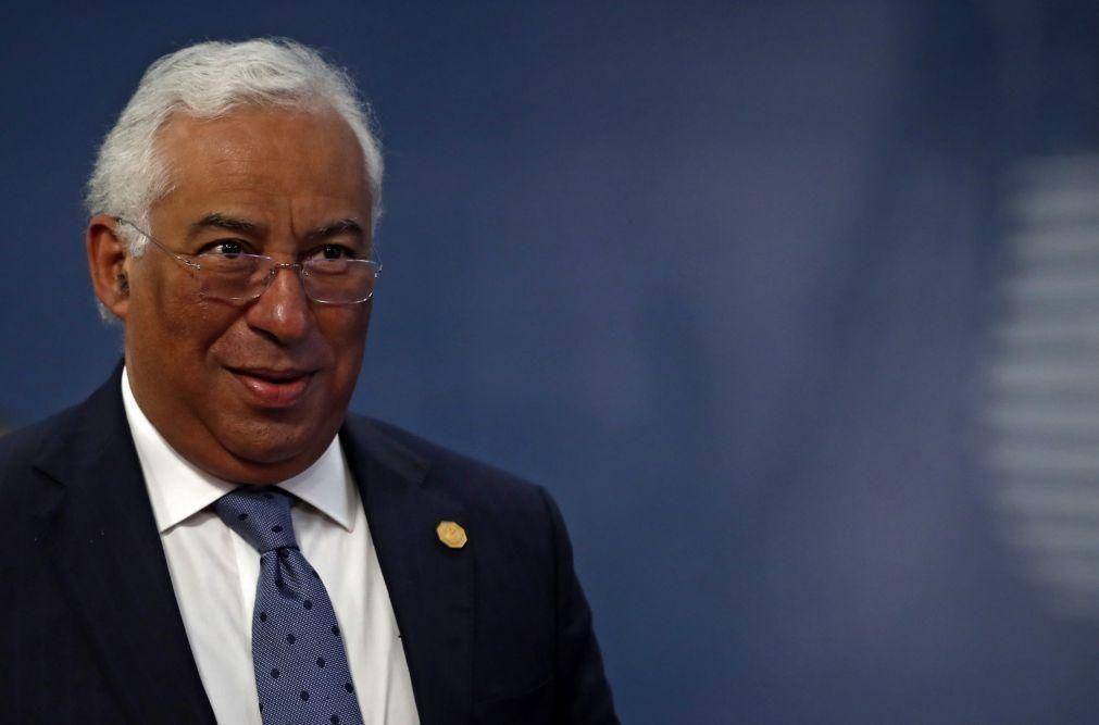 Covid-19: António Costa alerta que o país vai entrar
