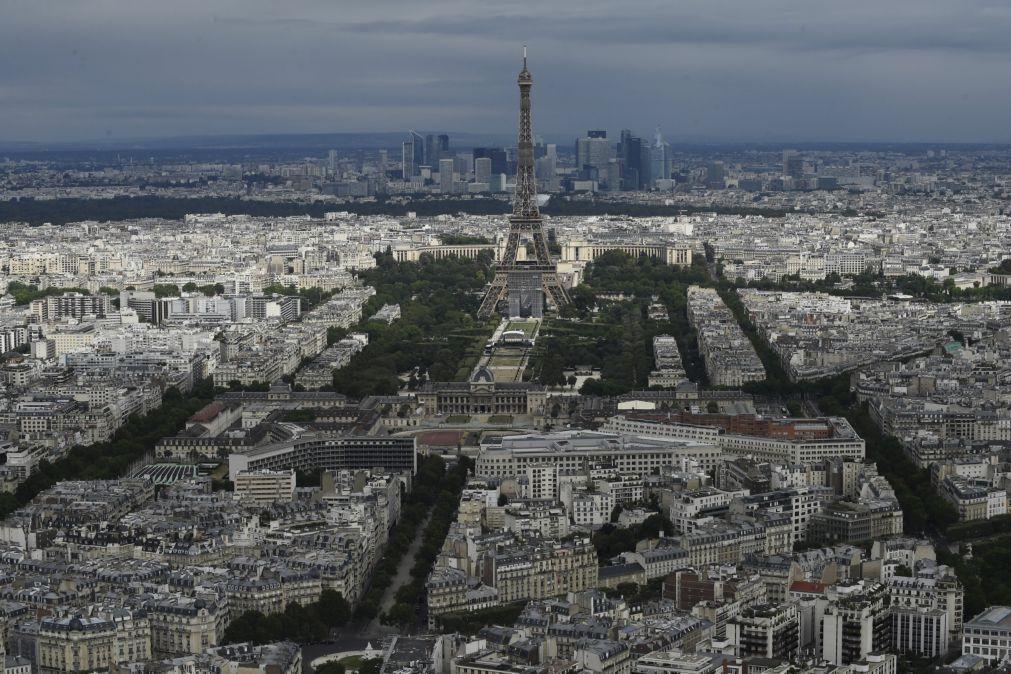 Covid-19: 25 mortos em França devido ao vírus nas últimas 24 horas