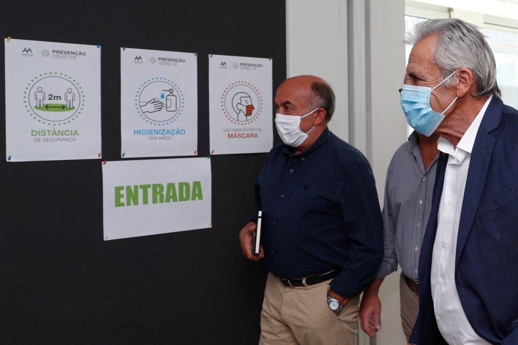 OE2021: Para já, diálogo com Governo é no parlamento -- Jerónimo