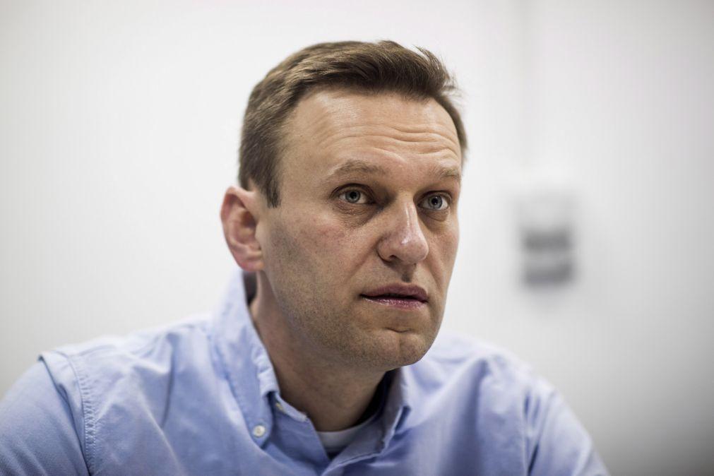 G7 exorta Rússia a levar urgentemente à justiça os autores do envenenamento de Navalny