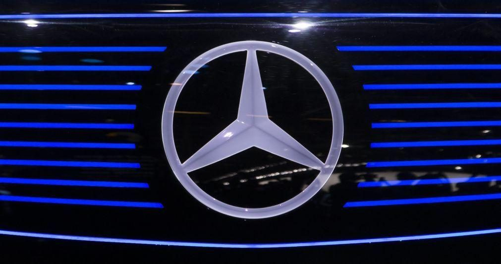 Amazon torna-se no principal cliente de veículos elétricos Mercedes-Benz
