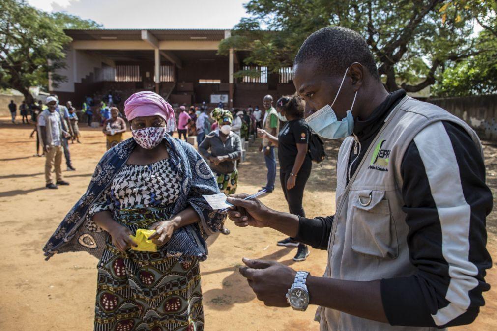 Covid-19: Moçambique anuncia 117 novos casos