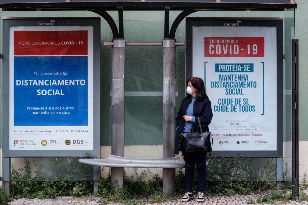Covid:19: Portugal regista o maior número de novos casos diários desde 20 de abril