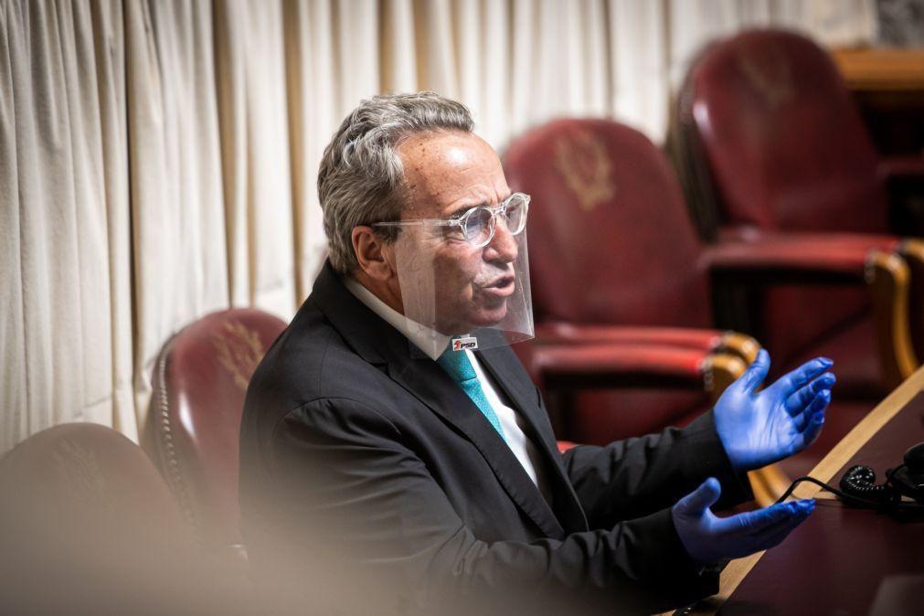 Pedro Pinto vai ser candidato à liderança do grupo parlamentar do PSD