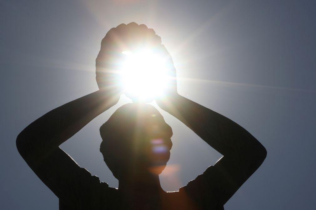 Guarda e Portalegre em risco muito elevado de exposição aos UV