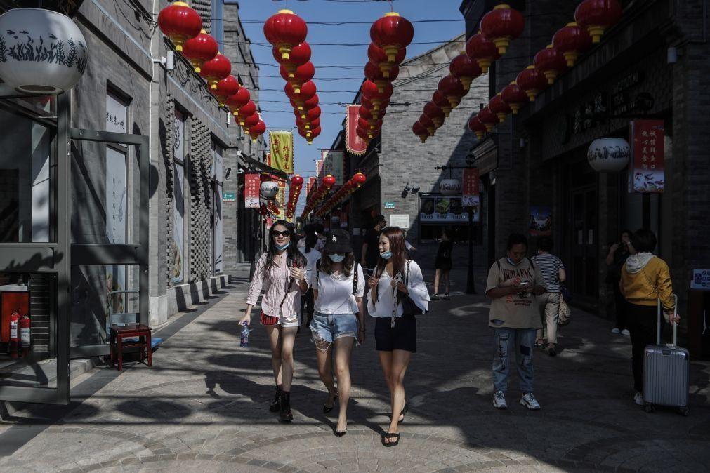 Covid-19: China soma 25 dias consecutivos sem casos locais de contágio