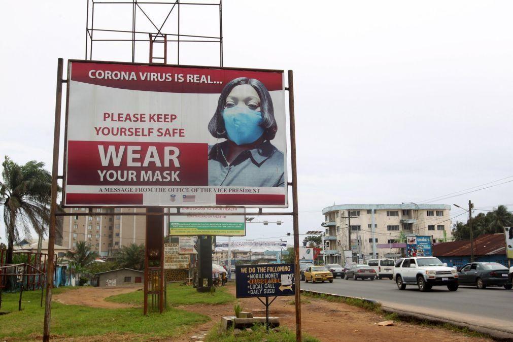 Covid-19: África com 201 mortos em 24 horas e 8.517 novos casos