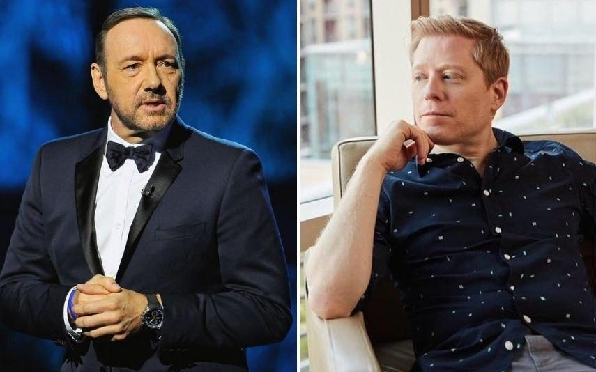 Anthony Rapp processa Kevin Spacey por abuso sexual