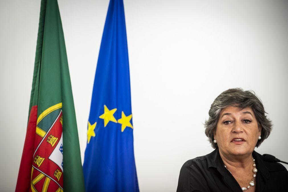 Ana Gomes elogia mandato de Marcelo mas país precisa de