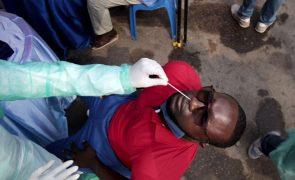Covid-19: Angola atinge recorde diário de novas infeções com 125 novos casos e quatro mortes
