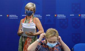Covid-19: Mais 16 mortes e 3270 infetados nas últimas 24 horas em Portugal