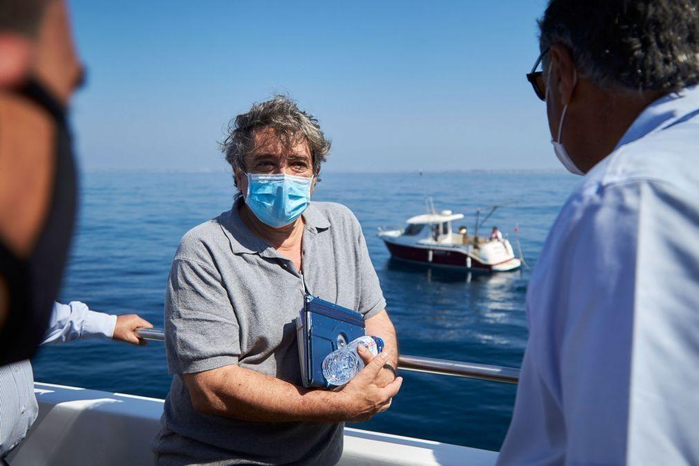 Ministro do Mar otimista sobre desenvolvimento sustentável do mar