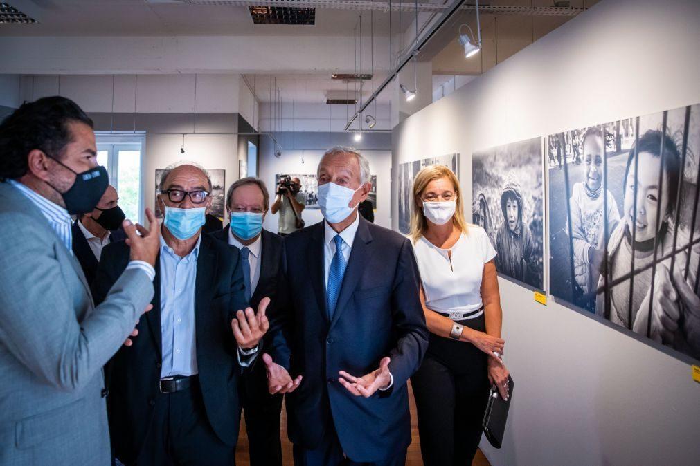Covid-19: Marcelo pede atenção à coesão social na aplicação dos fundos europeus