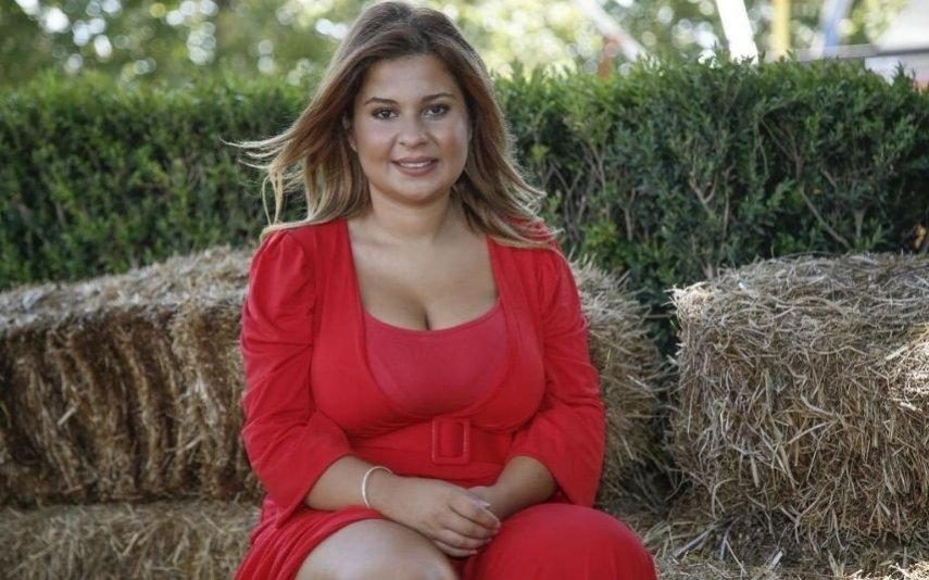 Sandrina Pratas A recuperar da redução mamária afirma: «Realizei um sonho muito especial para mim»