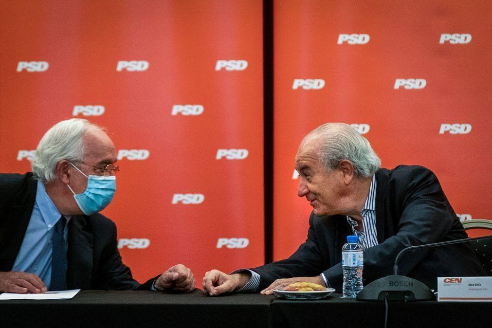 Rui Rio rejeita mistura de política com futebol profissional