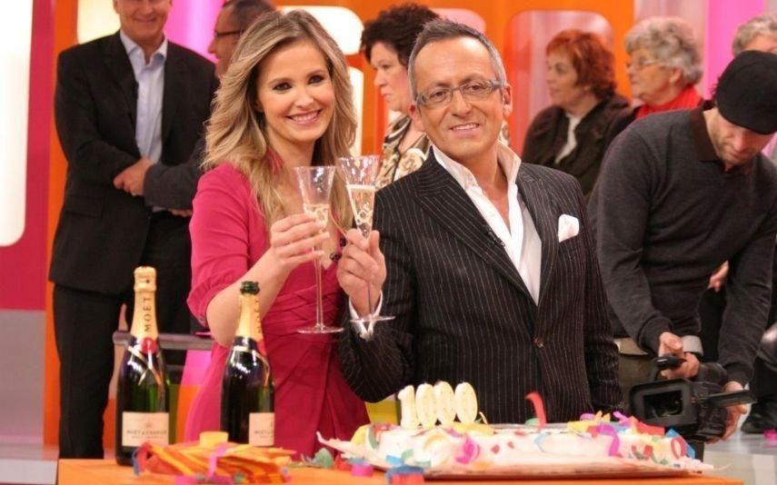 Você na TV! Celebra 16 anos! Todas mudanças e o quão diferentes eram Cristina e Goucha